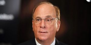 BlackRock CEO Larry Fink Pushes For a 'Net-Zero' World — Again