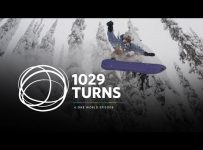 Burton One World: Mtn Dew episode, 1029 Turns, featuring pro snowboarders Danny Davis, Julia Marino and Red Gerard.