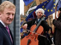 'The EU rejected visa-free tours for musicians, not us' – culture secr...