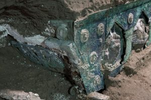 Archaeologists Uncover Ancient Ceremonial Carriage Near Pompeii | Worl...