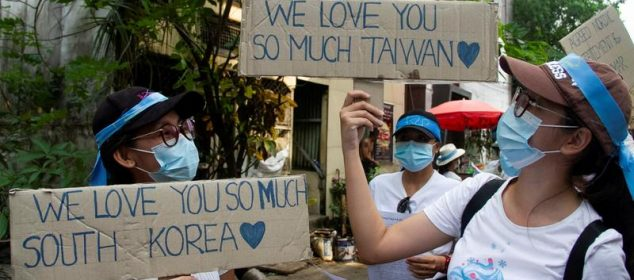 Myanmar's trade plunges because of virus and 'political changes': pape...