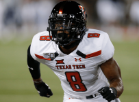 Texas Tech's Zech McPhearson comes from America's most athletic family