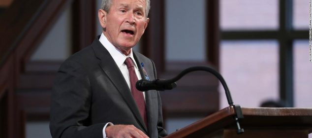George W. Bush says consequences of the US troop withdrawal from Afgha...